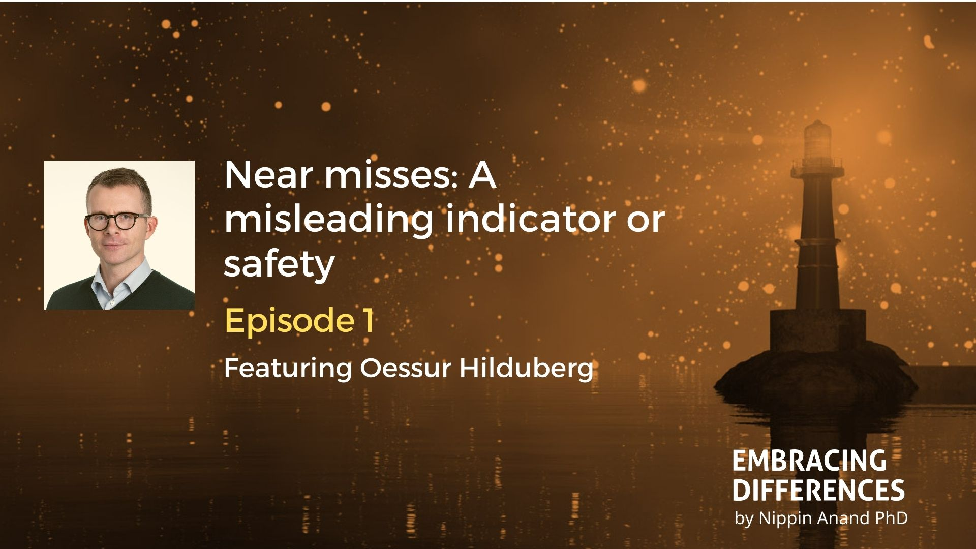 Near-miss reporting: A (mis)leading indicator of safety?