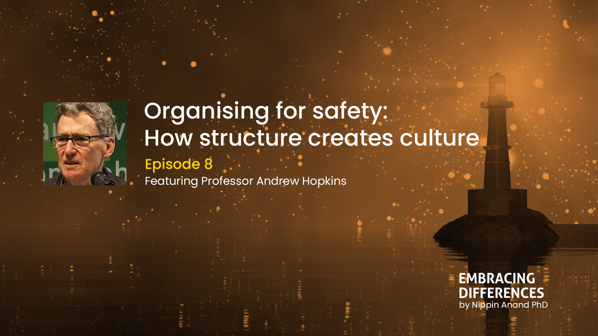 Organising for safety: How structure creates culture