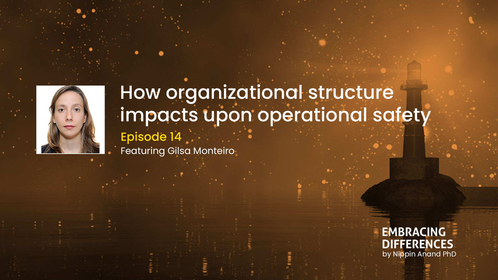 How organizational structure impacts upon operational safety