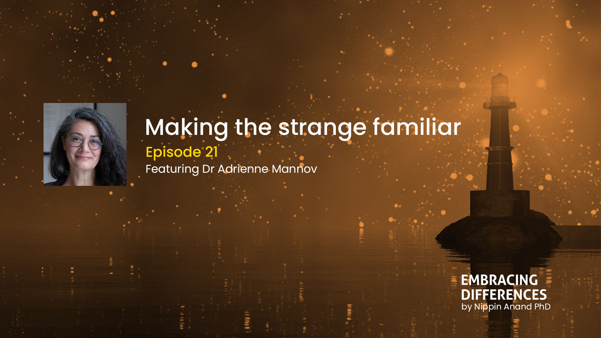 Making the strange familiar: A conversation with Dr Adrienne Mannov about social anthropology