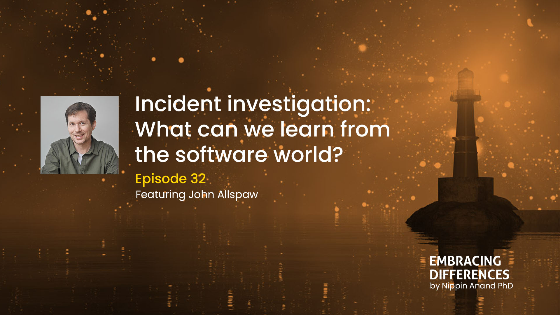 Incident investigation: What can we learn from the software world?